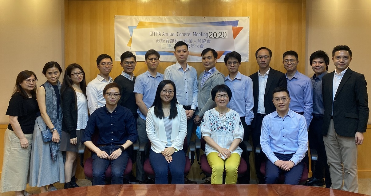 Executive Committee 2020/21